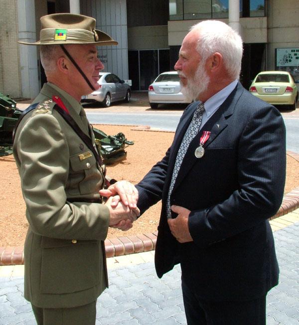 John Bennett ADF Medal