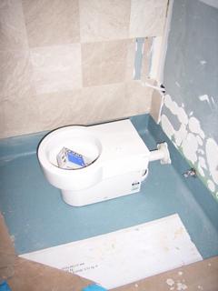 Dorf Geo Toilet Pan