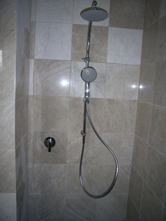 Dorf Orbit 5 Shower system