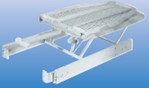 Hafele ironing board folded