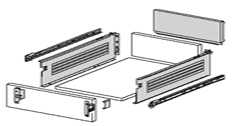 Hafele Drawer Construction