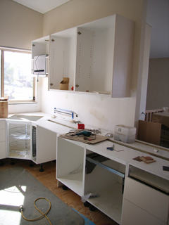 Kitchen Cabinets 1